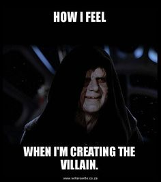 Creating The Villain