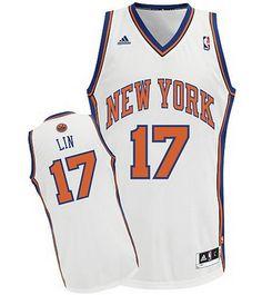 5c5a0ed8cb New York Knicks Jeremy Lin 30 White Authentic Jersey Sale New York Knicks