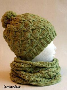 Tuubille kamu Knitting Charts, Knitting Patterns Free, Free Knitting, Knit Mittens, Knitting Socks, Knitted Hats, Crochet Baby Poncho, Knit Crochet, Knitting For Kids