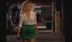 Carrie Green Skirt