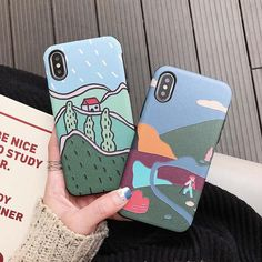 Silk iPhone Xs Max Grip Case, iPhone XR Case, iPhone X Case, iPhone 6 7 8 Plus Case, Grip Lightweight Protective Base Grip Slim Cover Gift Girly Phone Cases, Cool Iphone Cases, Iphone Phone Cases, Iphone 6, Iphone 7 Plus, Cell Phone Pouch, Art Case, Macbook Case, Print Patterns