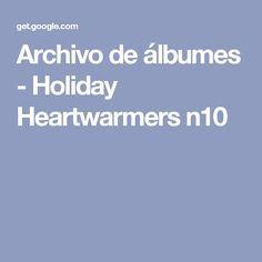 Archivo de álbumes - Holiday Heartwarmers n10
