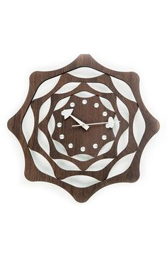 World Friendly World 'Webb' Wall Clock available at #Nordstrom