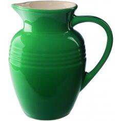 Le Creuset Stoneware Pitcher - Fennel Green