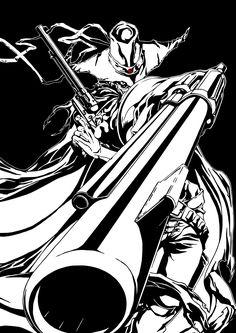 Afro Samurai, Samurai Art, Character Inspiration, Character Art, Character Design, African Tribal Tattoos, Gothic 1, Graphic Novel Art, Old School Cartoons