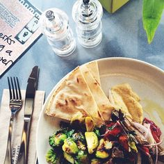 Meet the newest kid on the block: Eighty/Twenty Food in Braddon. Blogger and Instagrammer thegirlhassparke tried their veggie plate this week and was impressed to find she even enjoyed the brussel sprouts! #restaurantaustralia