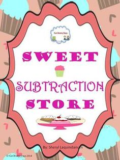Subtraction This lesson include a simple way to teach subtraction. $1.50