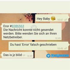 Lustige WhatsApp Bilder und Chat Fails 86