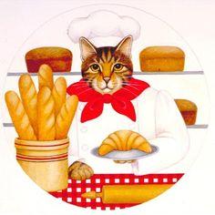 Chef Cat Baker   ~*~ Stephanie Stouffer