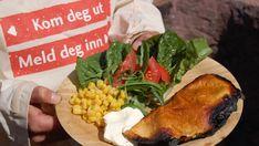 Foto: Den Norske Turistforening Tacos, Mexican, Dessert, Meat, Chicken, Ethnic Recipes, Food, Desserts, Deserts
