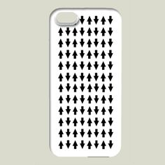 Fun Indie Art from BoomBoomPrints.com! http://www.boomboomprints.com/Product/projectm/Arrows_Up_and_Down_Black_on_White/iPhone_Cases/iPhone_5_Slim_Case/ #black #white #blackandwhite #arrows #boomboomprints #iphone #case #phone