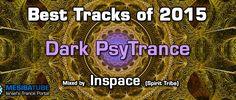סט סיכום שנת 2015 – דארק פסיי Best Track, Trance, Movie Posters, Trance Music, Film Poster, Billboard, Film Posters