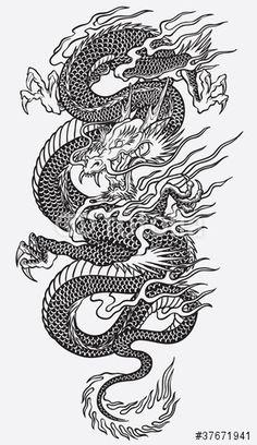 diseños de tatuajes japoneses - Поиск в Google                                                                                                                                                                                 Más