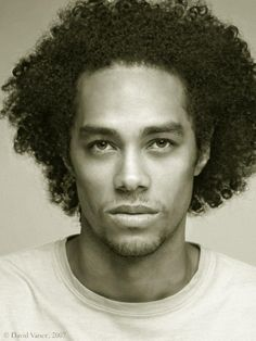 Image detail for -african american, black ethnicity, curly afro, male - inspiring . Medium Hair Styles, Curly Hair Styles, Natural Hair Styles, African American Men, African American Hairstyles, Black Men Hairstyles, Men's Hairstyles, Curly Afro, Curly Bob