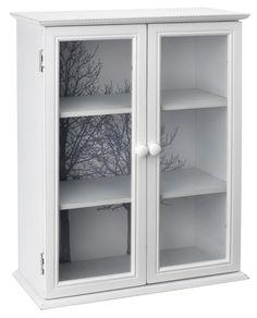 Vitriini BADSTED 2 ovea valkoinen | JYSK