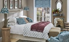 On the Wild Side - Master Bedroom