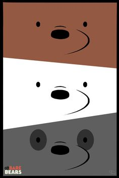 Ice Bear We Bare Bears Wallpaper - We Bare Bears Iphone, HD Wallpaper & Backgrounds