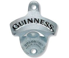 Guinness Wall Mounted Bottle Opener
