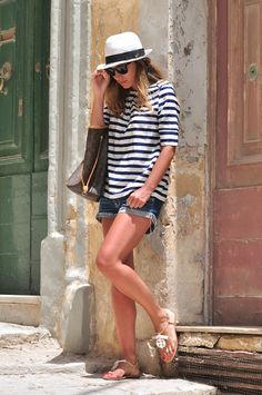 Navy outfit in Malta