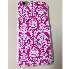 iPhone 6 Case Pink and White Sequence; iPhone 6 - Price is negotiable! Accessories Phone Cases