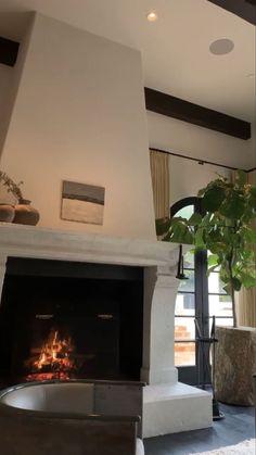 Diy Interior, Home Interior Design, Interior Architecture, Kendall Jenner Room, Dream Home Design, House Design, Kardashian Home, My New Room, Minimalist Home