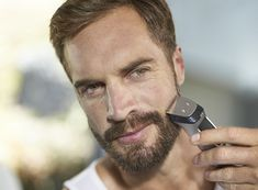 Philips Norelco Multigroom Series 7000 Mens Grooming Kit with Trimmer for Beard Head Body and Face No Blade Oil Needed *** You can find out more details at the link of the image-affiliate link. Mens Summer Hairstyles, Older Mens Hairstyles, Cool Hairstyles, Natural Hairstyles, Braided Hairstyles, Beard Grooming, Men's Grooming, Cool Mustaches, Shaving