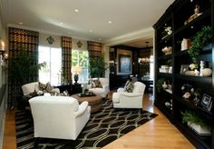 """""""Traditional Interior Design with Modern Design Appeal 