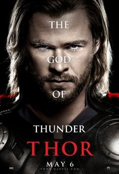 The Original Thor Movie Posters