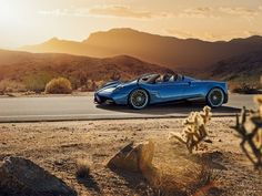 Pagani Huayra Roadster is a 764-hp, $2.4M topless dream machine - Roadshow