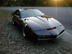 La Pontiac FirebirdTrans Am Kitt dans K2000                                                                                                                                                     Plus