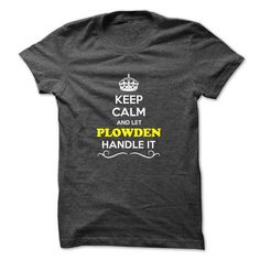 Awesome It's an PLOWDEN thing, you wouldn't understand Tshirt