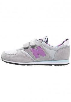 New Balance - KE420 - Joggesko - grey/purple