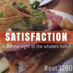 Tonight is Parma night at the whalers hotel.  #whalers3280 #eat3280 #parma #wednesday #destinationwarrnambool by destinationwarrnambool