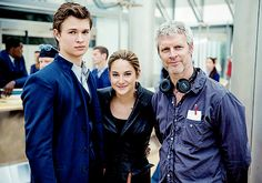 New picture from the Divergent set!
