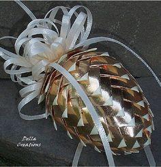 Bronze Pinecone