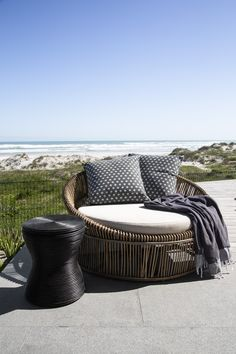Discover, browse and shop a wide range of quality furniture, homeware and accessories online for living rooms, dining rooms and bedrooms. Patio Daybed, Moving House, Outdoor Fabric, Quality Furniture, Outdoor Furniture, Outdoor Decor, Outdoor Living, Luxury, Stylish