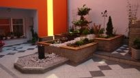 Realizace atria - Praha Plants, Plant, Planets
