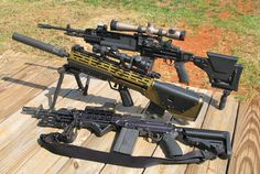 Center Rifle M14 - Mk14 Ebr United States Navy Mark 14 Enhanced Battle Rifle (EBR)