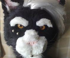 Fursuit animal heads