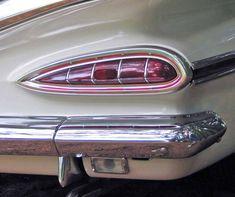Cat eye tail lights