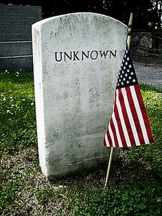 Unknown Grave