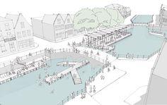 Gallery - Canal Swimmer's Club / Atelier Bow-Wow + Architectuuratelier Dertien 12 - 24