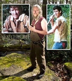Pictures of Mountain Men star Eustace Conway as a clean-shaven younger man as well as some background info on Eustace including the book written about him by the author of Eat Pray Love Mountain Men Tom, History Chanel, Mountain Man Rendezvous, Alaskan Bush People, Men Tv, Clean Shaven, People Of Interest, We Fall In Love, Real Men