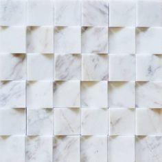 Brogliato Revestimentos - Coleções - 3D Mosaic - D020 Piguês - 30x30cm.