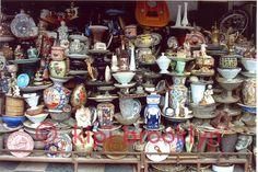 Please, don't touch: Monastiraki Flea Market in Athens Greece
