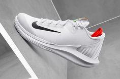 NikeCourt Air Zoom Zero Release Date tennis sneaker shoe model nike black white mens womens Tennis Sneakers, Nike Tennis, Dress With Sneakers, Sneakers Fashion, Shoes Sneakers, Tennis News, Dress Shoes, Nike Air Force, Nike Air Max