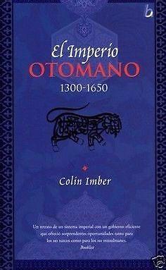 IMPERIO OTOMANO,EL  1300-1650  COLIN IMBER    SIGMARLIBROS