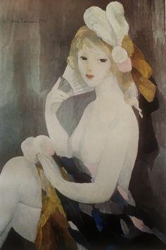 Marie Laurencin | Cubist painter | Tutt'Art@ | Pittura * Scultura * Poesia * Musica |