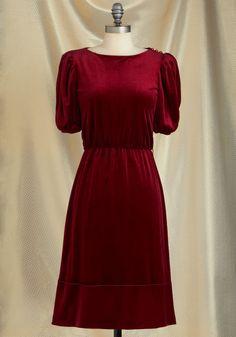 Vintage Cask Party Dress #modcloth LOVE THIS COLOR!!! Gorgeous!