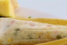 Receta de Tamales de Chile Poblano, Queso y Elote